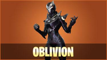 「オブリビオン」とはどういう意味?英語で「Oblivion」と記述するとの事。