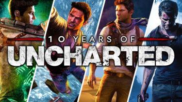 「アンチャーテッド」とはどういう意味?英語で「Uncharted」と記述するとの事。