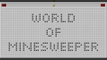 「マインスイーパー」とはどういう意味?英語で「Minesweeper」と記述するとの事。
