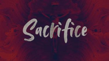 「サクリファイス」とはどういう意味?英語で「sacrifice」と記述するとの事。