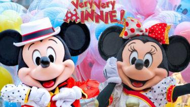 「ベリミニ」とはどういう意味?「ベリーベリーミニー」の略で、英語で「Very Very Minnie」と記述するとの事。