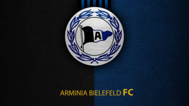 「アルミニア・ビーレフェルト」とはどういう意味?ドイツ語で「Arminia Bielefeld」と記述するとの事。