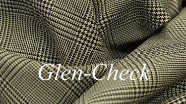 glen check