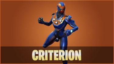 「クライテリオン」とはどういう意味?英語で「Criterion」と記述するとの事。