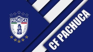 「CF パチューカ」とはどういう意味?スペイン語で「CF Pachuca」と記述するとの事。
